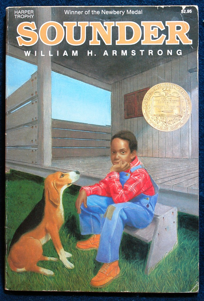 william armstrongs novel sounder essay Sounder by william h armstrong t h e g l e n c o e l i t e r a t u r e l  i b r a r y  1978, offers a lucid and well-argued essay  sounder, a film  adaptation of armstrong's book starring cicely tyson and paul winfield (1972,  105.