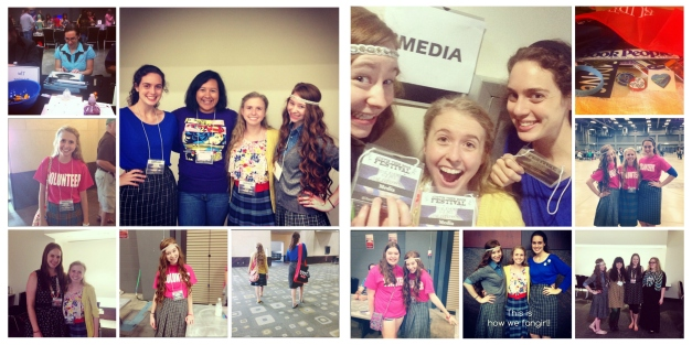 We had a blast at the Austen Teen Book Festival!