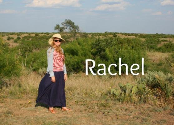 rachel name