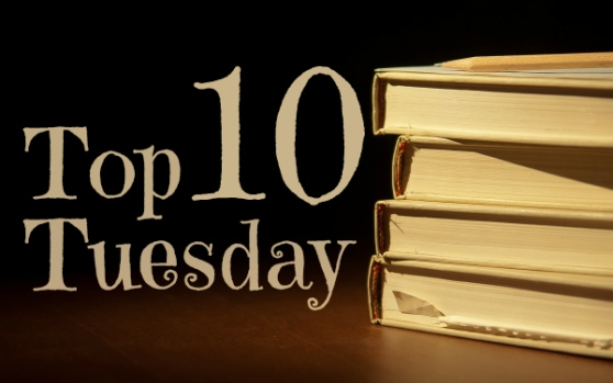Top Ten Tuesday TPG