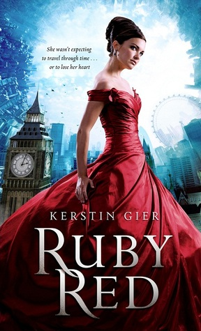 Review and Content Advisory for Ruby Red by Kerstin Gier