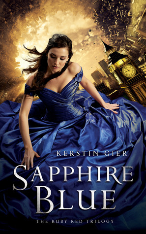Review and Content advisory for Sapphire Blue by Kerstin Gier