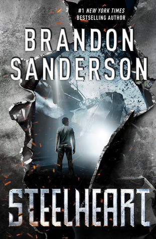 Review for Steelheart by Brandon Sanderson