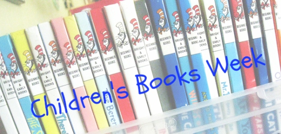 Children's books week