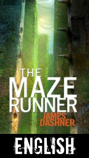 The Maze Runner English cover 2