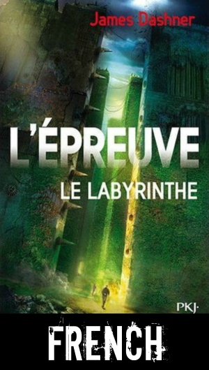The Maze Runner French Cover
