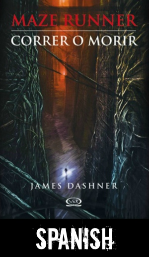 The Maze Runner Spanish cover