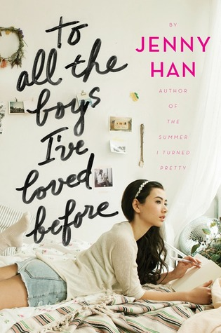 Review and Content Advisory for To All the Boys I've Loved Before by Jenny Han