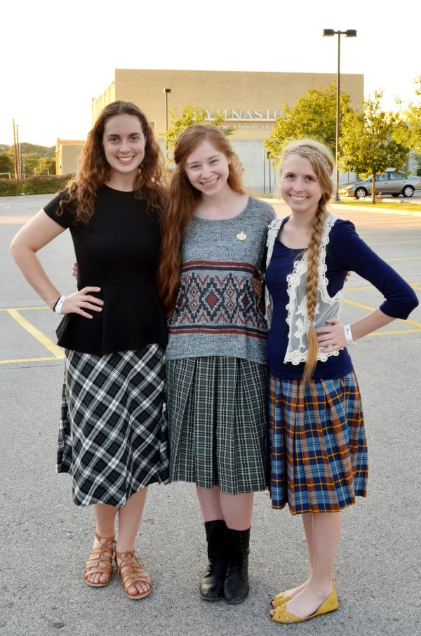 the girls in plaid skirts texas teen book festival ttbf14