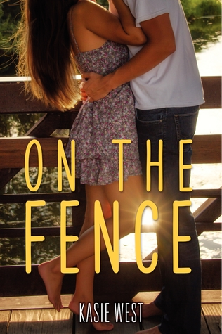 Review and Content Advisory of On The Fence by Kasie West