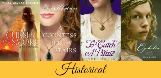 historical young adult romance novels