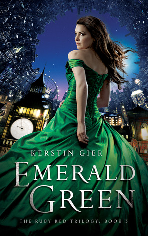 Review of Emerald Green by Kerstin Gier