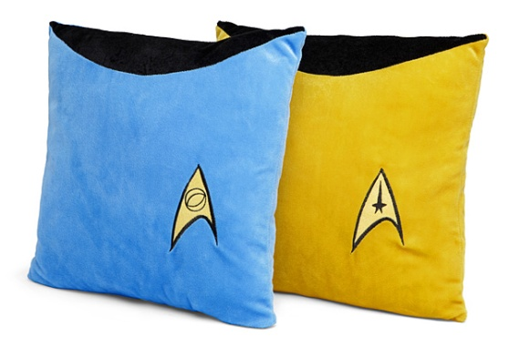 Trekkie Pillows