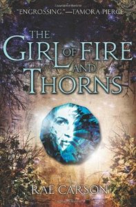 the girl of fire and thorns cover