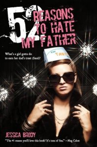 52 reasons to hate my father cover