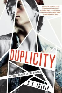 duplicity by n. k. traver