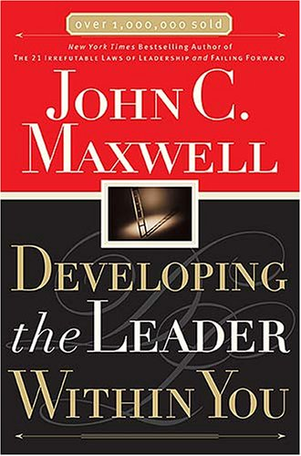Review of Developing the Leader Within You by John C. Maxwell from thegirlsinplaidskirts.com