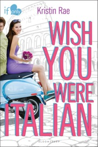 Wish you were italian cover