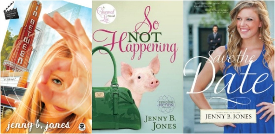 Christian books by Jenny B. Jones
